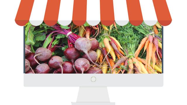 Online pijace: Do domaćeg povrća i voća preko Fejsbuka - © Pixabay
