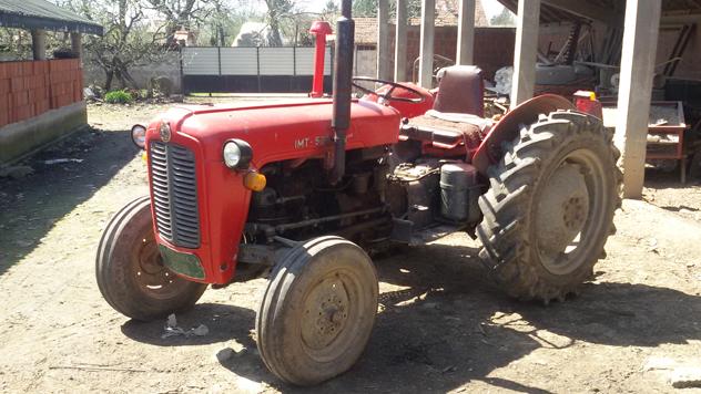 Polovni traktor - © Agromedia