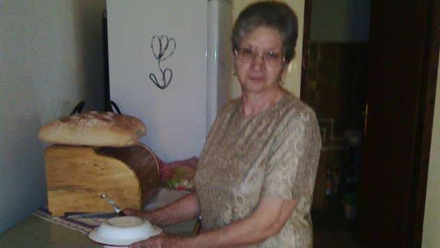 Jelica Dimitrov, baka Stevanina ćerka - © Foto: Gordana Simonović Veljković
