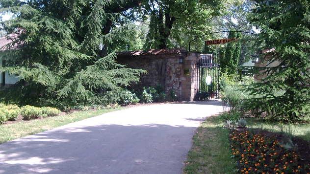 Kapija u Gradskoj bašti © Foto: Ana Blagojević