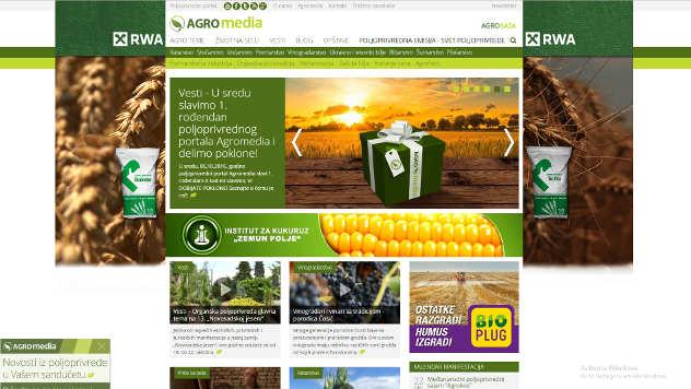 Poljoprivredni portal Agromedia - @Agromedia