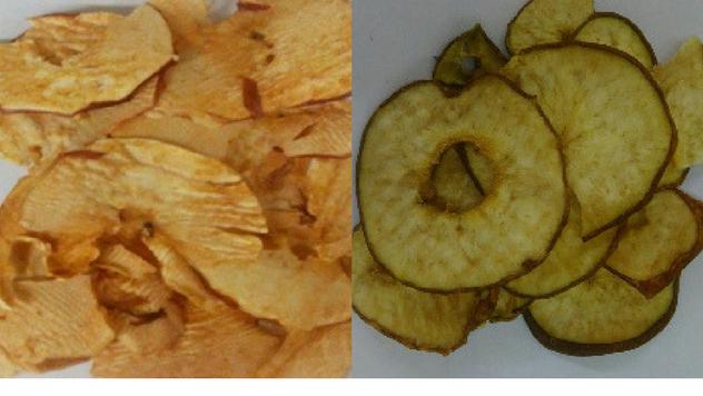 Sušena jabuka i kruška - © D.Č. / Agromedia