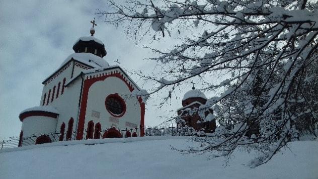 Crkva Svetog Bogojavljenja - © Maja Danilović Baralić