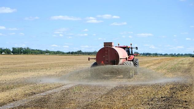 Zagadjivanje zemljišta azotnim djubrivima jedan od najvećih problema plodnosti - © Pixabay