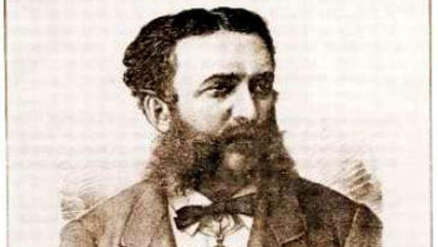 Dr  Đorđe Radić, osnivač i upravitelj škole - © Foto: arhiva Poljoprivredno-hemijske škole Kraljevo