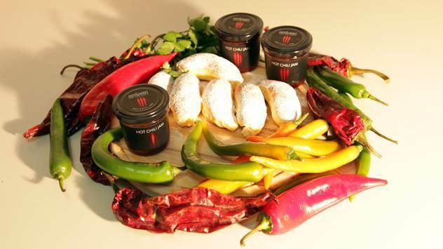Džem od ljute paprike - © Hot Chili Jam