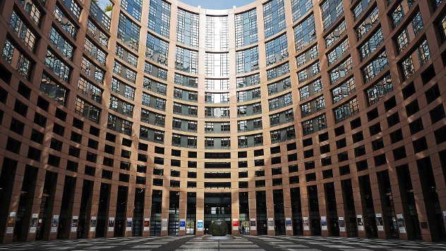 Evropski parlament u Strazburu - © Foto: www.pixabay.com