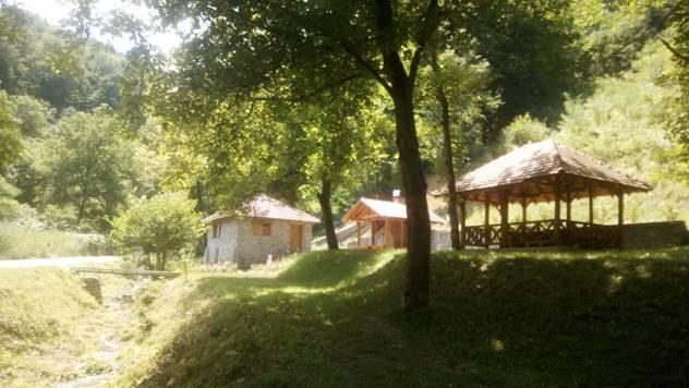 Mesto gde je nekad bila vodenica - © Turistička organizacija Trstenik