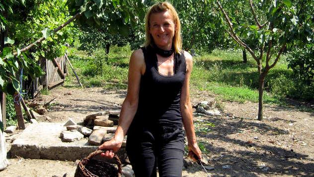 Gordana Lazarević - © Foto: Biljana Nenković