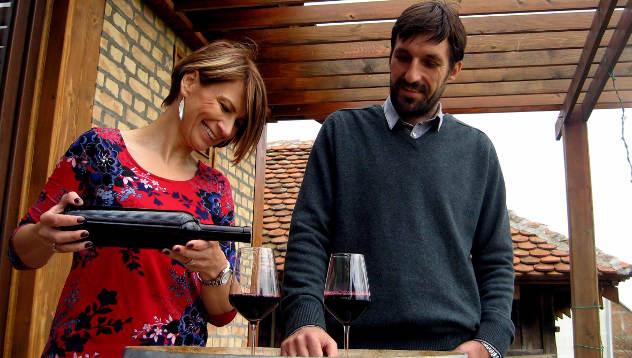 Maja i Ivan Dimitrijević © Foto: Biljana Nenković