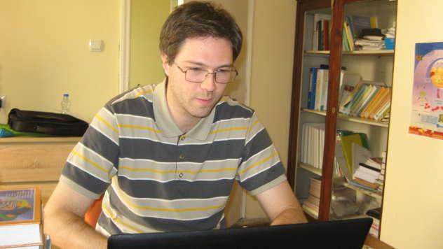 Jovan Krndija, savetnik u PSSS Kragujevac - © Foto: Biljana Nenković