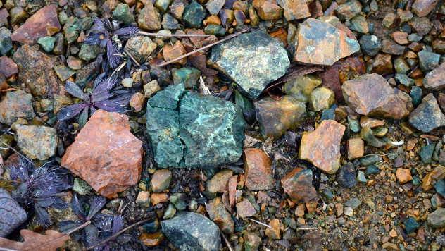 Poludrago kamenje u selu Ramaća - © Foto: Biljana Nenković