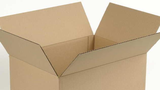 Kartonska kutija - © Foto: www.wisegeek.net