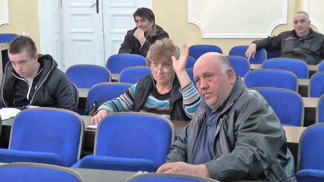 Licitacija u Kikindi - © Foto: Dragana Starčević