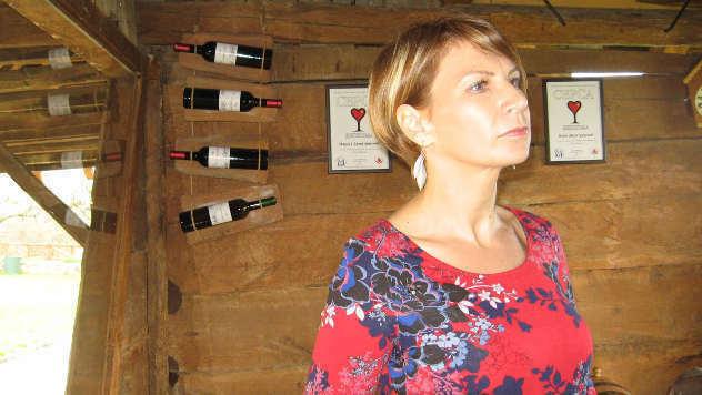 Maja Dimitrijević © Foto: Biljana Nenković