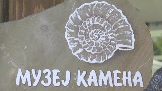 Muzej kamena u selu Paštrić - © Dejan Davidović
