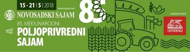 85. Međunarodni poljoprivredni sajam - © Novosadski sajam