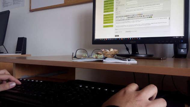Rad na poljoprivrednom portalu Agromedia - @Agromedia