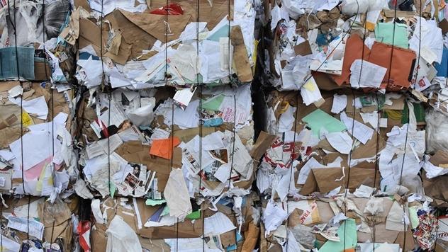 Ilustracija: Recikliranje papira - © Pixabay