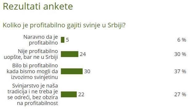 Koliko je profitabilno gajiti svinje u Srbiji - © Agromedia