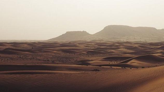 Pustinja Sahara - © Pixabay