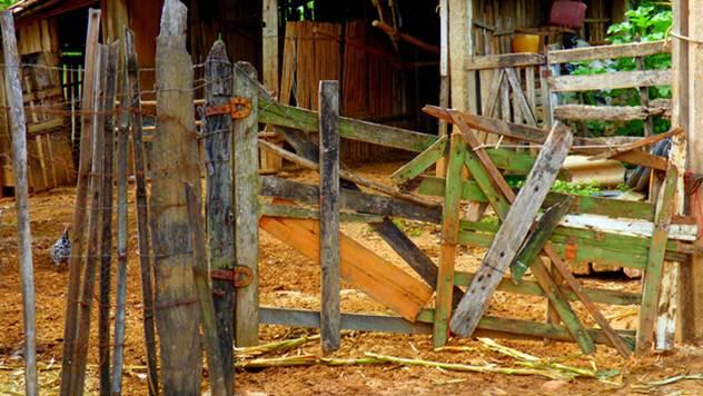 Napušteno selo Vukojevac - © Pixabay