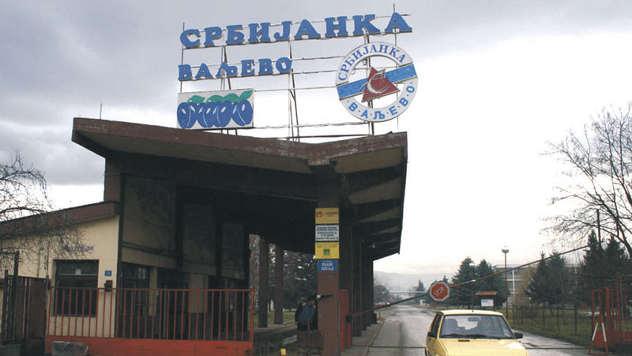Srbijanka - Valjevo