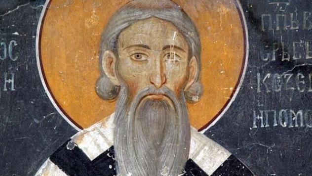 Sveti Sava duhovni otac srpskog naroda - ©Wikipedia