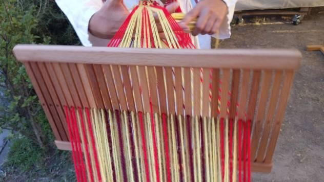 Stari zanati: Očuvanje tradicije kroz tkanje na brdu - © Tanja Prolić / Agromedia