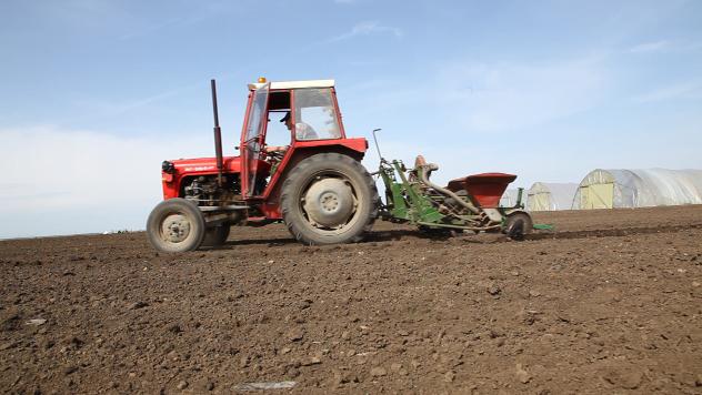 Za kupovinu poljoprivrednog zemljišta rok otplate kredita do 10 godina - © Pixabay